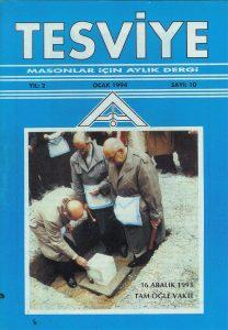 Sayı 10 - Ocak 1994