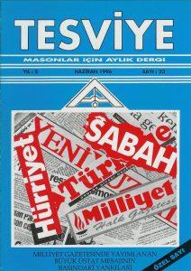 Sayı 23 - Haziran 1996