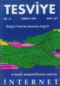 Sayı 27 - Şubat 1997