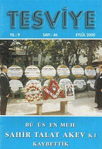 Sayı 46 - Eylül 2000