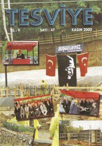 Sayı 47 - Kasım 2000