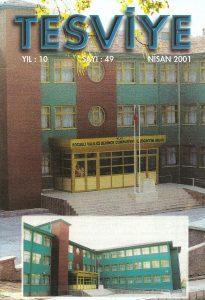Sayı 49 - Nisan 2001