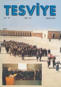 Sayı 52 - Aralık 2001