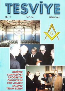 Sayı 54 - Nisan 2002