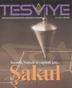 Sayı 71 - Nisan 2007