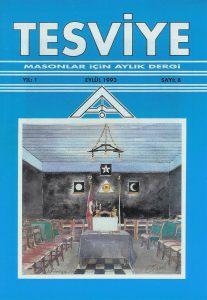 Sayı 8 - Eylül 1993