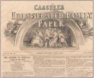 """76. sayımızda yayınladığımız """"Cassell's Family Paper"""" başlıklı yazı üzerine çeşitli okuyucu mektupları aldık. Aşağıdaki yazı bu mektuplardan sonra, bir önceki yazının tamamlayıcısı olmak üzere kaleme alınmıştır. C. L."""