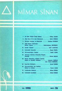 Mimar Sinan Dergisi (78)