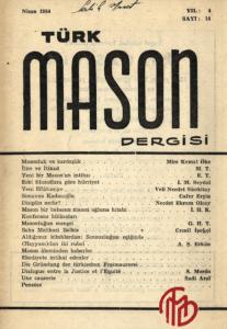 Türk Mason Dergisi Sayı (14)