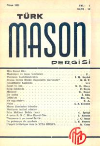 Türk Mason Dergisi Sayı (18)