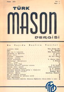 Türk Mason Dergisi Sayı (2)