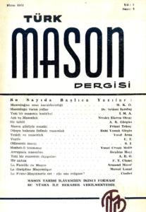 Türk Mason Dergisi Sayı (4)