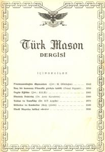 Türk Mason Dergisi Sayı (48)