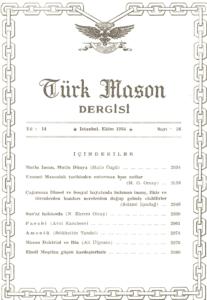 Türk Mason Dergisi Sayı (56)