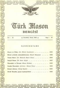 Türk Mason Dergisi Sayı (57)